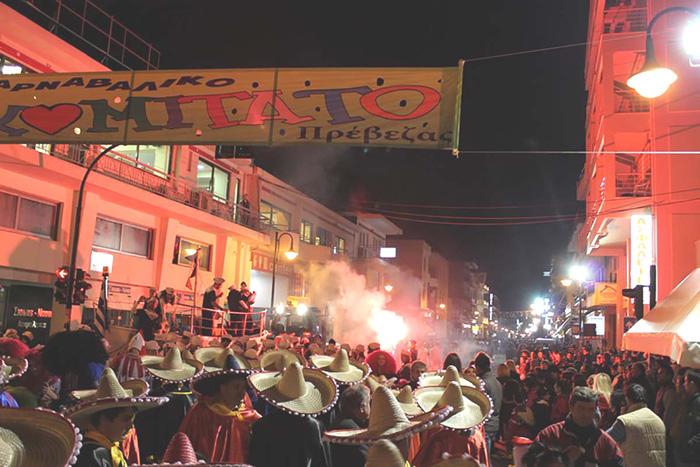Πρέβεζα: Σάββατο στις 5 ξεκινά το υπαίθριο πάρτι του Κομιτάτου - 7 η παρέλαση
