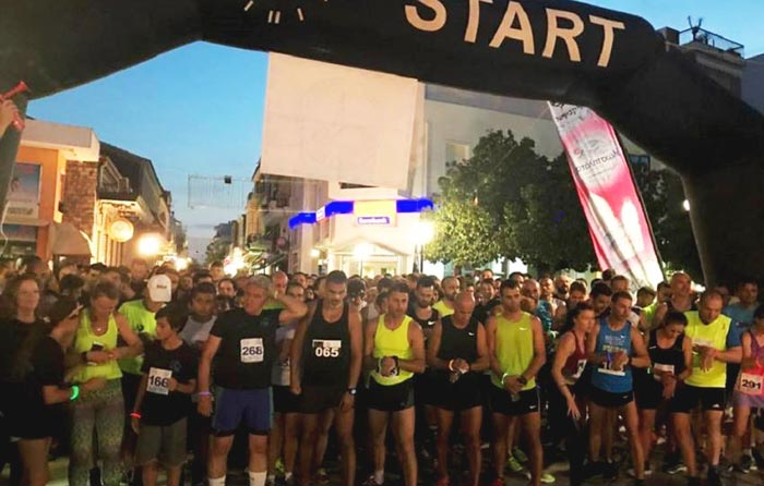 Άρτα: 3rd Arta Night Run 1881